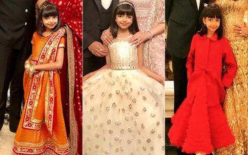 Aaradhya Bachchan Birthday Special: Aishwarya Rai Bachchan-Abhishek Bachchan's Daughter Is A Poser- VIEW PICS