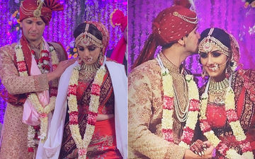 Aarti Chabria Ties The Knot With Beau Visharad Beedassy In A Hush Hush Ceremony – Pics Inside