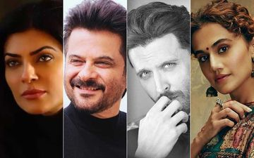 Aarya Trailer Reactions: Anil Kapoor, Hrithik Roshan, Taapsee Pannu Are Excited To Bits About Sushmita Sen's Comeback