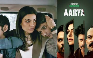 Aarya Review: Sushmita Sen Makes A Memorable Comeback With Her Stellar Performance In This Riveting Crime Drama