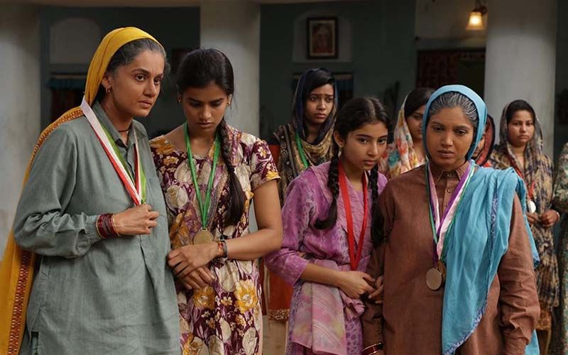Saand Ki Aankh Song Aasma: Taapsee Pannu And Bhumi Pednekar's Courage And Asha Bhosle's Magical Voice Will Motivate You To Stay Strong