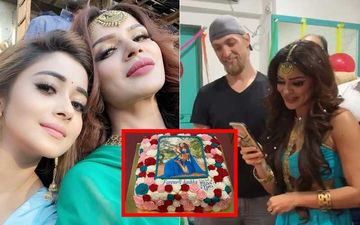 Aashka Goradia's Role In Daayan Ends; Buddy Tinaa Dattaa Bids Her Farewell