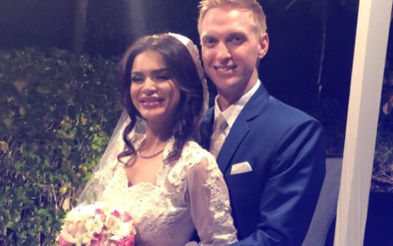 JUST MARRIED: Meet Mr & Mrs Goble