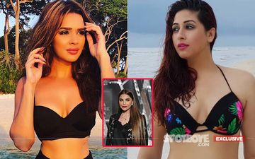 Aashka Goradia, Vahbiz Dorabjee Go Hammer And Tongs On Falguni Peacock Plus-Size Controversy