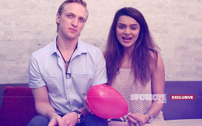 Aashka Goradia & Brent Goble: Injuries Will Not Deter Us From Performing On Nach Baliye 8