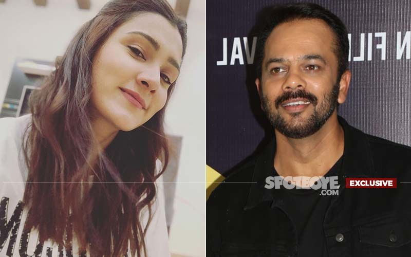 Khatron Ke Khiladi 11 Contestant And Singer Aastha Gill: 'During Any Stunt, Rohit Shetty Sir's Voice Comes Like The Voice Of God'-EXCLUSIVE VIDEO