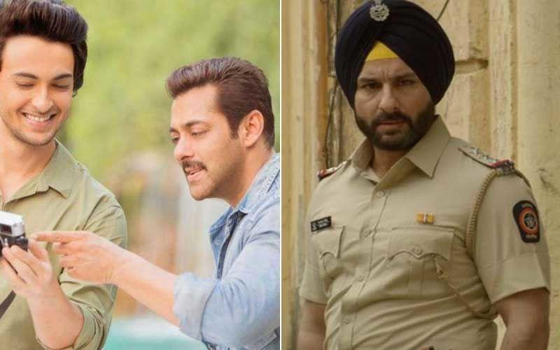 Like Saif Ali Khan In Sacred Games, Salman Khan To Play A Sikh Cop In Aayush Sharma's Marathi Gangster Flick