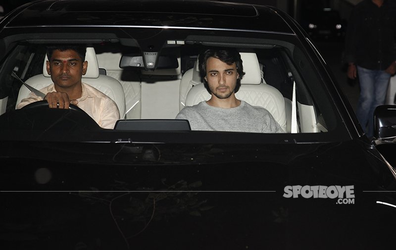 aayush sharma at salim khan birthday bash