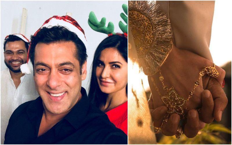 Salman Khan's Tiger Zinda Hai Director Ali Abbas Zafar Ties The Knot With A MYSTERY Woman; Katrina Kaif, Angad Bedi Send Love