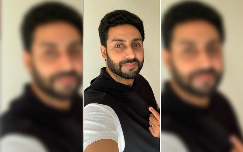 After Recovering From COVID-19, Abhishek Bachchan Shares His Before And After Look; Says It's 'Time To Get Back To Work'