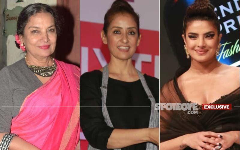Mother's Day 2021: Shabana Azmi, Manisha Koirala, Priyanka Chopra Jonas And Others; 5 Actresses Who Played Unusual On-Screen Moms