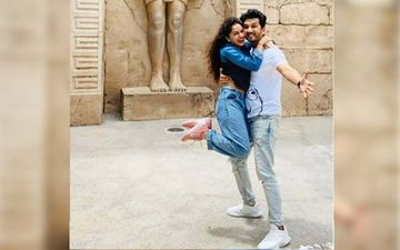 Abhijeet and Sukhada Khandkekar celebrate a romantic vacation in Singapore together giving us couple goals