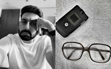 Bob Biswas: Abhishek Bachchan Says 'Nomoshkar' From The Sets; Teases Fans With A Sneak-Peek