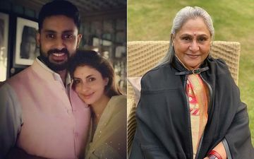 Abhishek Bachchan, Shweta Bachchan Nanda Wish Birthday Girl Jaya Bachchan Who Is Locked Down In Delhi; AB Says His Favourite Word Is MA
