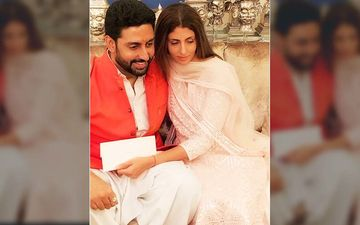 Happy Birthday Abhishek Bachchan: Shweta Bachchan Shares A Cute Photo Of Little Abhi Riding A Tricycle; Actor Has A Witty Response