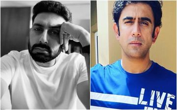 JUST IN: Abhishek Bachchan's Breathe Co-Star Amit Sadh Will Undergo COVID-19 Test As He Dubbed At Same Recording Studio As Jr Bachchan