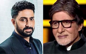 Kaun Banega Crorepati 12: Hours Before Amitabh Bachchan's Show Begins, Abhishek Bachchan Cannot Contain His Excitement; Asks '9 Baj Gaye Kya?'