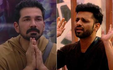 Bigg Boss 14: Rubina Dilaik-Rahul Vaidya Get Into A Heated Argument; Latter Calls Abhinav Shukla 'Sasta Lawyer' After He Intervenes In Captaincy Task