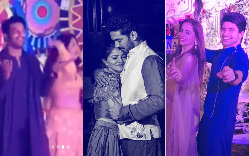 Rubina-Abhinav Sangeet: Sharad Kelkar & Husein Kuwajerwala Give Dhamakedaar Performances With Wives