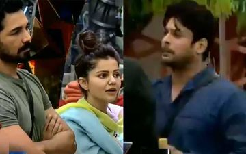 Bigg Boss 14 Weekend Ka Vaar: Rubina Dilaik-Abhinav Shukla Get Into Heated Argument With Housemates; Former Calls Sidharth Shukla 'Unreasonable'