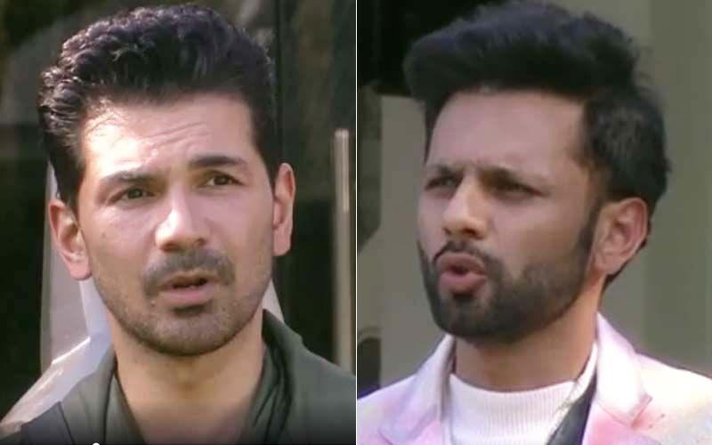 Bigg Boss 14: Abhinav Shukla Calls Rahul Vaidya A 'Borderline Misogynist', Latter Questions, 'Iska Matlab Kya Hai Bhai?'- WATCH