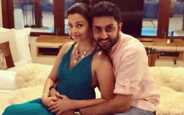 Throwback: Abhishek Bachchan Has His Eyes Hooked On Wife Aishwarya Rai Bachchan And It Will Make Your Heart Flutter- VIDEO