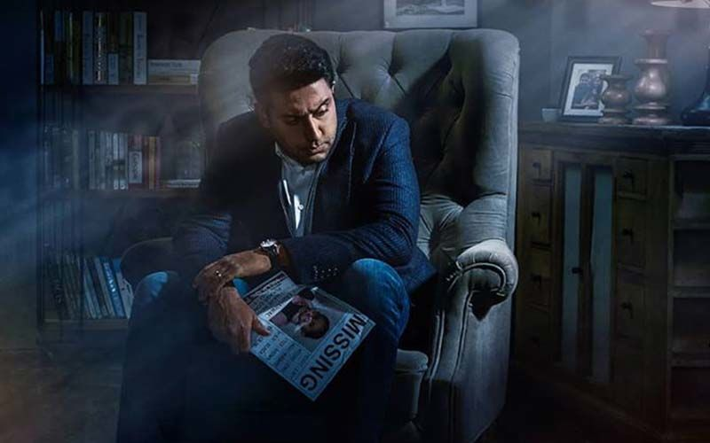 Breathe: Into The Shadows Poster - Abhishek Bachchan's Pensive Mood Will Intrigue You To Watch The Series
