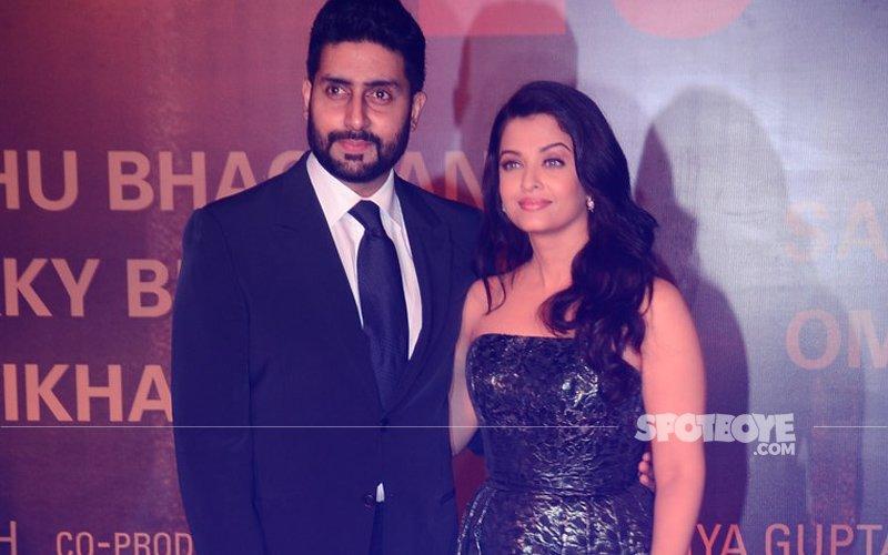 Guess Who Shops For Abhishek Bachchan? No It's Not Aishwarya Rai
