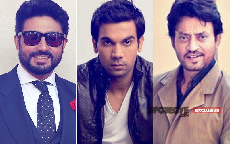Abhishek Bachchan & Irrfan Khan Share Focus, Rajkummar Rao Out!