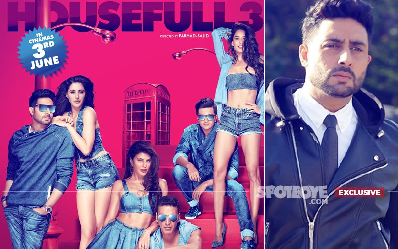 CONFIRMED: Abhishek Bachchan Is Doing Sajid Nadiadwala's Housefull 4