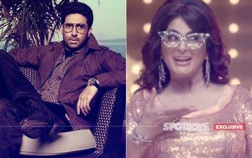 Was Abhishek Bachchan The First Choice For Colors' Show Aunty Boli Lagao Boli?