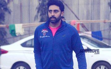 Abhishek Bachchan To Lead The Cast For Sports Drama Zero Se Hero?