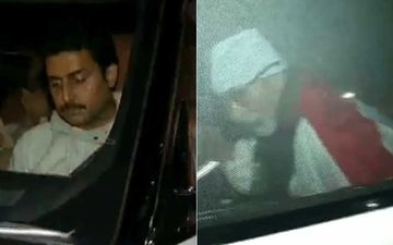 Amitabh Bachchan Discharged From Nanavati Hospital; Abhishek Bachchan And Jaya Bachchan Accompany The Superstar- WATCH VIDEO