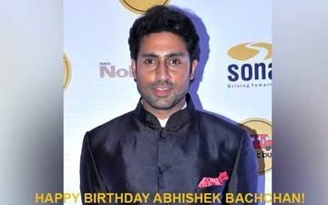 Happy Birthday Abhishek Bachchan!