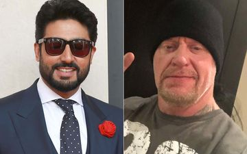 The Undertaker Farewell: Abhishek Bachchan Bids Goodbye To The WWE Wrestler; Remembers Being In Awe Of The 'Absolute Legend' As A Teenager