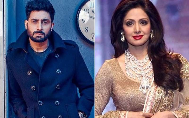 Abhishek Bachchan Opens Up About Watching Run With Sridevi, Says, 'Was Excited Sitting Next To Her'