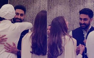 राजन नंदा के प्रेयर मीट पर हंसते हुए नज़र आये अभिषेक बच्चन, सोशल मडिया पर हुए ट्रोल