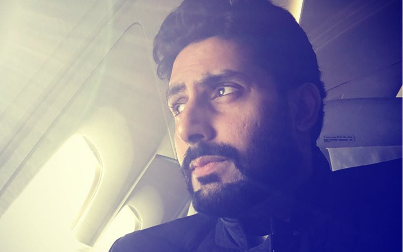 Guess What Did Abhishek Bachchan Find When He Returned To Office After 2 Months?