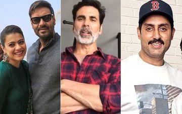 #90sLove: Ajay Devgn, Kajol, Abhishek Bachchan, Akshay Kumar Name Their Favourite '90s Film; Further Tag Aamir Khan, SRK