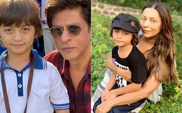 AbRam Birthday: Shah Rukh Khan And Gauri Khan's Little Man Turns 7; SRK's Manager Posts A Lovely Wish For Khan Jr