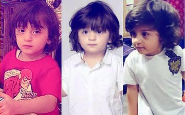 AbRam Birthday Special: 6 Adorable Moments Of Shah Rukh Khan's Little Munchkin