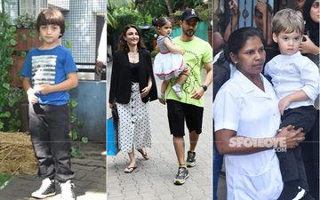 Abram Khan, Inaaya Kemmu, Yash-Roohi And Other Star Kids Grace Misha Kapoor's Big Birthday Bash: Pictures Inside