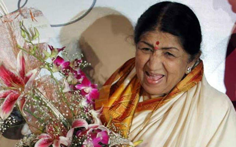 Lata Mangeshkar Has A Birthday Wish!