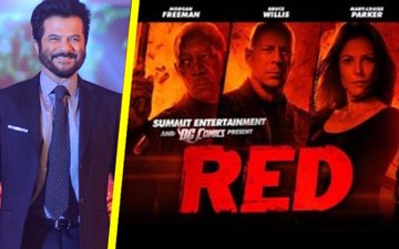 Anil Kapoor to produce the Hindi remake of Hollywood film Red