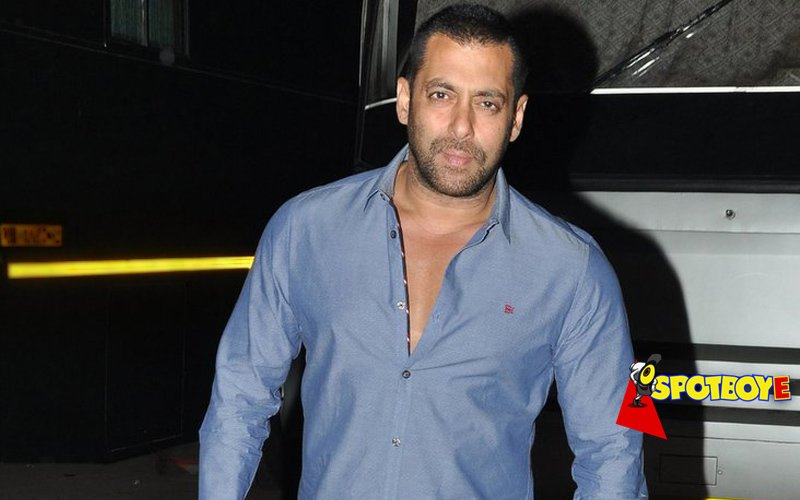 Salman Khan reveals his fitness mantra