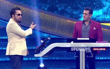 10 Ka Dum: Salman Khan Mocks Mika Singh-Rakhi Sawant's Kiss Controversy; Singer Demands To Omit The Portion