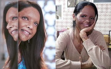 "Acid Attack Survivor Laxmi Agarwal On Deepika Padukone's Emotional Moment On Chhapaak Sets, ""It Is Natural For Anyone To Break Down"""