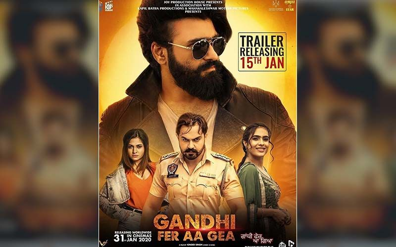 Actor Aarya Babbar Is All Ready To Make His Comeback From 'Gandhi aa gea'