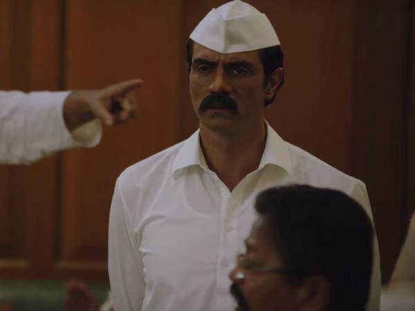 actor arjun rampal as arun gawli in movie daddy