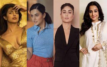 बॉलीवुड में अब नारी शक्ति की बारी, एक के बाद एक रिलीज़ होंगी महिला केंद्रित फिल्में